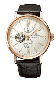 オリエント時計 ORIENT オリエントスター(OrientStar)クラシック「クラシックセミスケルトン」 RK-AV0001S