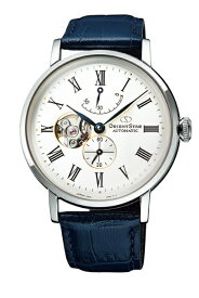 オリエント時計 ORIENT オリエントスター(OrientStar)クラシック「クラシックセミスケルトン」 RK-AV0003S
