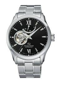 オリエント時計 ORIENT オリエントスター(OrientStar)コンテンポラリー「セミスケルトン」 RK-AT0001B