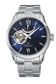 オリエント時計 ORIENT オリエントスター(OrientStar)コンテンポラリー「セミスケルトン」 RK-AT0002L