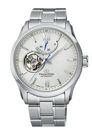 オリエント時計 ORIENT オリエントスター(OrientStar)コンテンポラリー「セミスケルトン」 RK-AT0004S