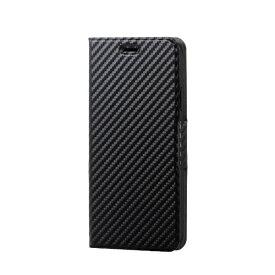 エレコム ELECOM iPhone XR 6.1インチ用 ソフトレザーカバー 薄型 磁石付 PM-A18CPLFUCB