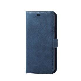 エレコム ELECOM iPhone XR 6.1インチ用 ソフトレザーカバー 磁石付 PM-A18CPLFYNV