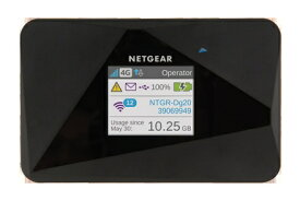 NETGEAR ネットギア 【SIMフリー】NETGEAR AirCard AC785 グローバル対応[AC785100JPS]