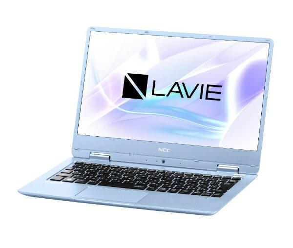 NEC エヌイーシー LAVIE Note Mobile 12.5型ノートPC[Office付き・Win10 Home・Celeron・SSD 256GB・メモリ 4GB]2018年9月モデル PC-NM160KAL-2 メタリックブルー [12.5型 /intel Celeron /SSD:256GB /メモリ:4GB /2018年9月モデル][PCNM160KAL2]【point_rb】