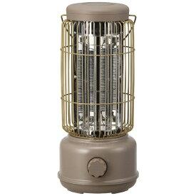 Three-up スリーアップ RT-T1845 電気ストーブ CLASSIC -70s-(クラシック -70s-) モカブラウン [カーボンヒーター][RTT1845]