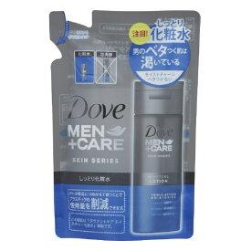 ユニリーバJCM Unilever Dave(ダブ) MEN+CARE モイスチャー 化粧水(130ml) つめかえ用[化粧水]【wtcool】