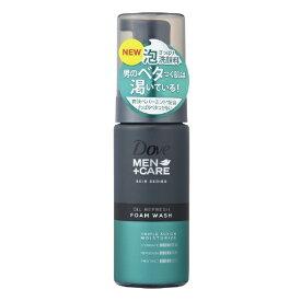 ユニリーバJCM Unilever DOVE(ダヴ)MEN+CARE メン+ケア オイルリフレッシュ泡(140ml)[泡洗顔]【wtcool】