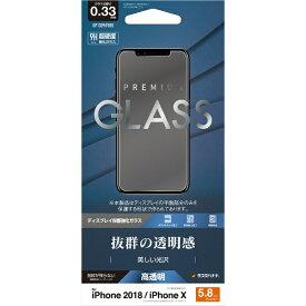 ラスタバナナ RastaBanana iPhone XS 5.8インチ / パネル 光沢 GP1309IP858