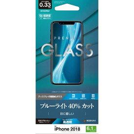 ラスタバナナ RastaBanana iPhone XR 6.1インチ パネル ブルーライトカット 0.33mm GE1352IP861