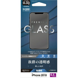 ラスタバナナ RastaBanana iPhone XS Max 6.5インチ パネル 光沢 GP1405IP865