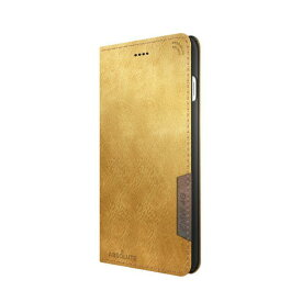 ABSOLUTE TECHNOLOGY アブソルート iPhone 6s/6用 LINKBOOK PRO 4Gシグナル拡張ケース ATLBPIP6SBRN ライトブラウン