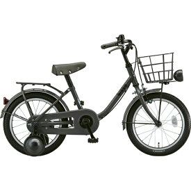 ブリヂストン BRIDGESTONE 16型 幼児用自転車 bikke m(ダークグレー×シングル/シングルシフト)BK16UM 【2019年モデル】[BK16UM]【組立商品つき返品不可】 【代金引換配送不可】