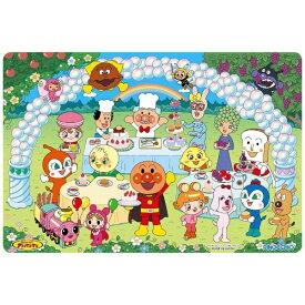 アガツマ AGATSUMA それいけ!アンパンマン 天才脳はじめてのパズル 80ピース ガーデンパーティー(F柄)
