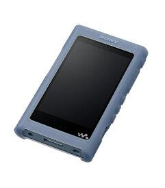 ソニー SONY NW-A50シリーズ専用 シリコンケース CKM-NWA50 LMWW ブルー