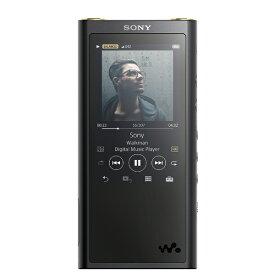 ソニー SONY ハイレゾウォークマン WALKMAN ZXシリーズ 2018年モデル[イヤホンは付属していません] NW-ZX300G BM ブラック [128GB /ハイレゾ対応][NWZX300GBM]