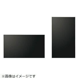 シャープ SHARP インフォメーションディスプレイ フレキシブル設置 ブラック PN-R496 [ワイド /フルHD(1920×1080)]