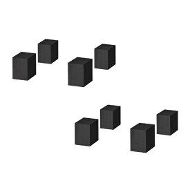 ハヤミ工産 Hayami Industry ブロック型スピーカーベース 8個1組 SB-942