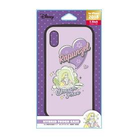 PGA iPhone XS 5.8インチ用 ハイブリッドタフケース PG-DCS549RPZ ラプンツェル