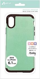 エアージェイ air-J iPhone XR 6.1インチ用 GALケース GR