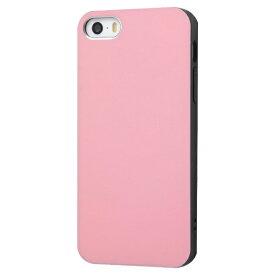イングレム Ingrem iPhone SE(第1世代)4インチ/5s/5 TPUソフトケース Colorap/ピンク IN-P17CP1/P ピンク