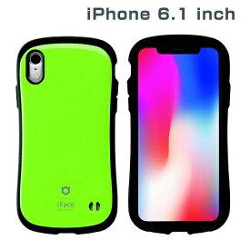HAMEE ハミィ iPhone XR 6.1インチ用 インチ用専用iFace First Class Standardケース(グリーン) 41-896686
