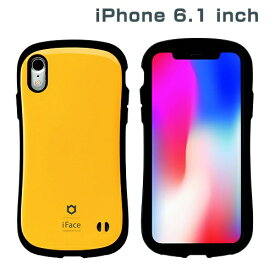 HAMEE ハミィ iPhone XR 6.1インチ用 インチ用専用iFace First Class Standardケース(イエロー) 41-896693