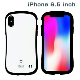 HAMEE ハミィ iPhone XS Max 6.5インチ専用iFace First Class Standardケース(ホワイト) 41-897003