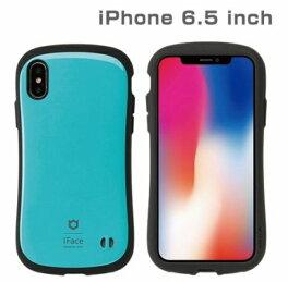 HAMEE ハミィ iPhone XS Max 6.5インチ専用iFace First Class Standardケース(エメラルド) 41-897072