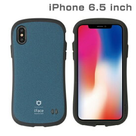 HAMEE ハミィ iPhone XS Max 6.5インチ専用iFace First Class Senseケース(ブルー) 41-897324