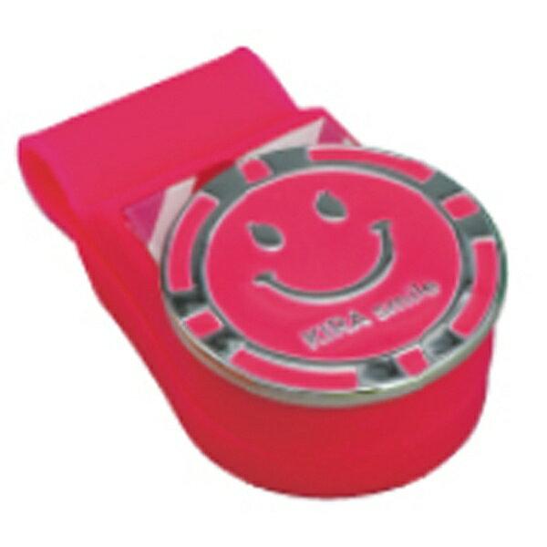 キャスコ KICM1817 KIRA Smileシリコンクリップ&マーカー