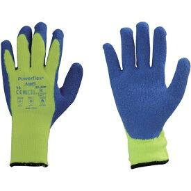 アンセル Ansell アンセル 天然ゴム背抜手袋 パワーフレックス 80−400 XLサイズ