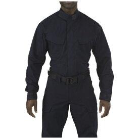 5.11 ファイブイレブン 5.11 ストライク TDU LSシャツ ダークネイビー XS