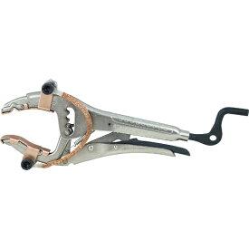 Strong Hand Tools ストロングハンドツールズ SHT ビッグマウスグリッププライヤー 銅アース付 250mm