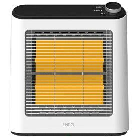 ユーイング UING 電気ストーブ US-Q800L-W ホワイト[USQ800L]
