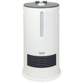 ヤマゼン YAMAZEN DKF-L121 電気ファンヒーター ホワイト[DKFL121]