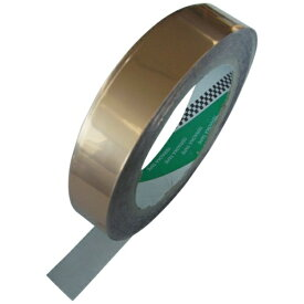 寺岡製作所 Teraoka Seisakusho TERAOKA 導電性銅箔粘着テープNO.8323 25mmx20m 832325X20