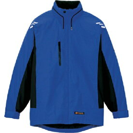 アイトス AITOZ アイトス 光電子軽防寒ジャケット ブルー M AZ-6169-006-M