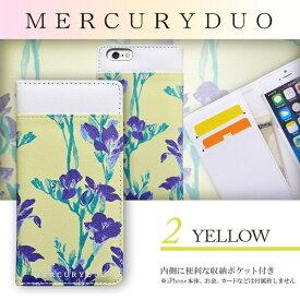 エムディーシー MDC iPhone6/6s (4.7) Mercuryduo 花柄 MERC71860