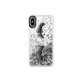 CASETIFY ケースティファイ iPhone XS 5.8インチ/X用 Glitter Case