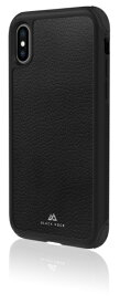 BLACKROCK ブラックロック iPhone XS 5.8インチ/X用 Robust Case Real Leather