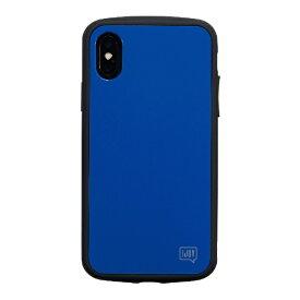 サンクレスト SUNCREST iPhone XS 5.8インチ用 NEWT IJOY ブルー