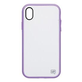 サンクレスト SUNCREST iPhone XR 6.1インチ用 NEWT IJOY パステルパープル