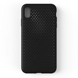 HAMEE ハミィ iPhone XS Max 6.5インチ専用AndMesh メッシュiPhone XS Max ケース(ブラック) 612-958547