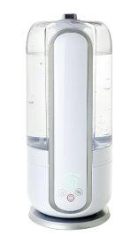 ヤマゼン YAMAZEN MZ-K25-W 加湿器 ホワイト [超音波式 /約2.5L][MZK25]【加湿器】
