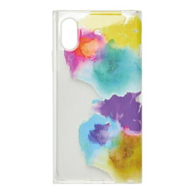 CCCフロンティア CCC FRONTIER iPhone XR 6.1 Louna Collections watercolor