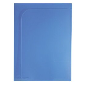 セキセイ SEKISEI PAL-200 ページイン クープレファイル A4 ブルー