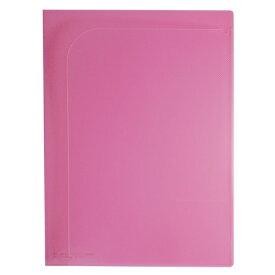 セキセイ SEKISEI PAL-200 ページイン クープレファイル A4 ピンク