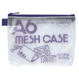 セキセイ SEKISEI AZ-40 アゾン メッシュケース A6タイプ ブルー