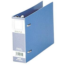 セキセイ SEKISEI F-232 ロックリングファイル B6-E ブルー